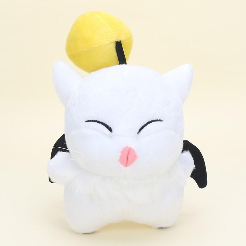 18cm Final Fantasy XIV Moogle Plush Doll Toys Cosplay cute stuffed toy Kids Birthday Gifts DingYuan